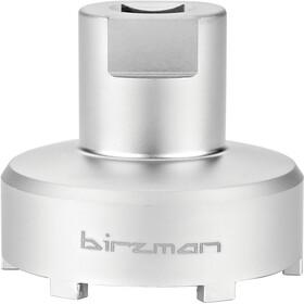 Birzman Herramienta Anillo Bloqueo para Panasonic 62mm E-Bike, Plateado